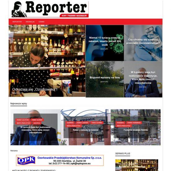 Reporter - Nowy Tygodnik Regionalny