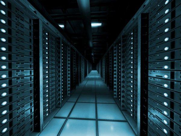hosting - serwerownia