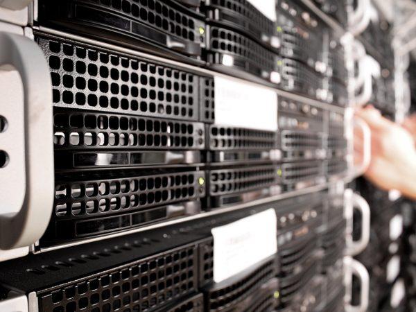 serwery sieciowe dell